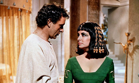 The Cleopatra and Mark Antony Inside the decadent love affair
