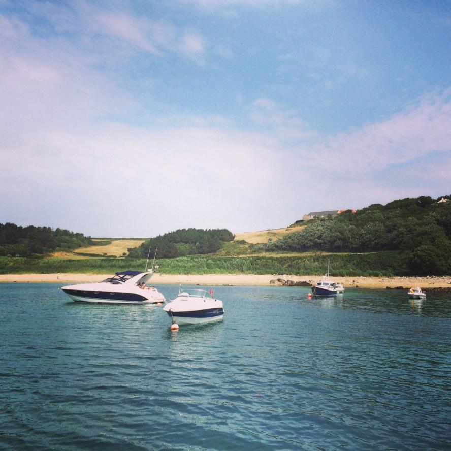 Herm Island 1